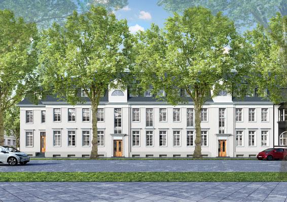 Sanierung Westparkstraße in Krefeld | RG DenkMal Bau GmbH, Krefeld