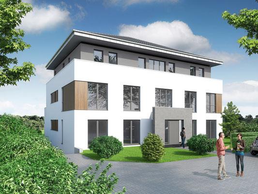 Mehrfamilienhaus in Meerbusch | RFCV, Meerbusch