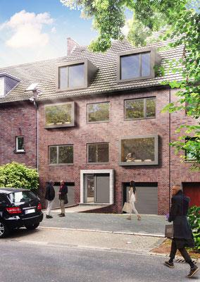 Haus K in Düsseldorf | bkp, Düsseldorf