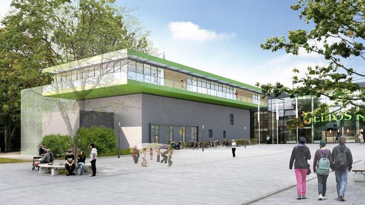 Erweiterung Klinik | studio 173, Mönchengladbach