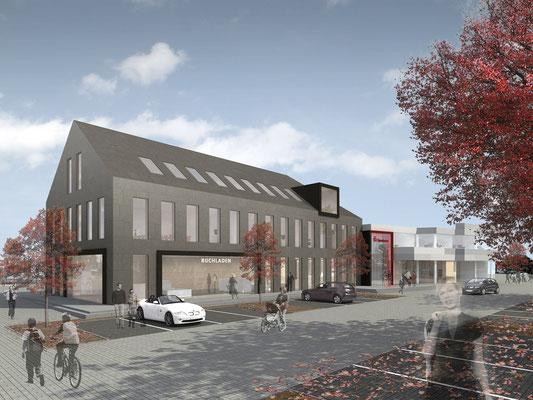 Geschäftshaus in Versmold | bkp, Düssseldorf