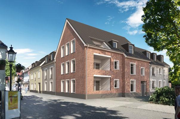 Wohn- und Geschäftshaus in Kempen | Norbert Quernorst, Kempen