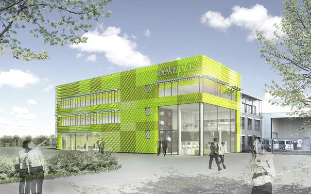 Bürogebäude in Ringe | bkp, Düsseldorf