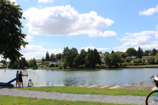 Base de loisirs en Vallées de la Braye et de l'Anille - Perche Sarthois