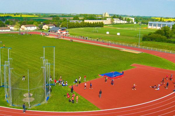 Equipements sportifs en Vallées de la Braye et de l'Anille - Perche Sarthois