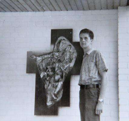 Peter Diziol Ende 1967