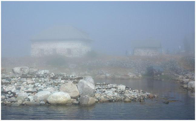 Заяцкий остров. Соловки, Архангельская обл. 2005 год.