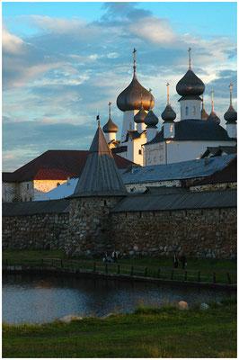Соловецкий монастырь, Архангельская обл. 2005 год.