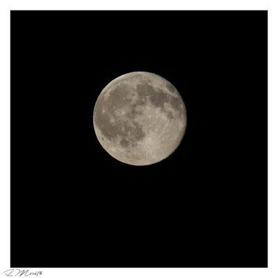 Détails de la Lune
