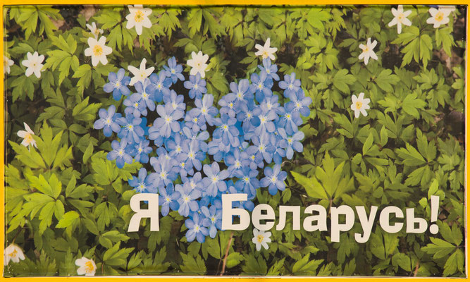 я люублю веларус, Ich liebe Belarus...