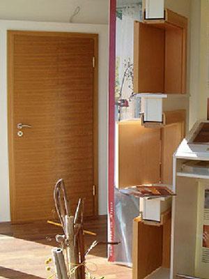 Türdrücker und Zimmertüren