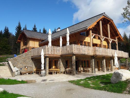 Genuss Gasthaus Kohlröserlhütte am Ödenssee