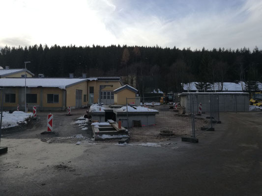 Ausbau Kläranlage Bad Mitterndorf