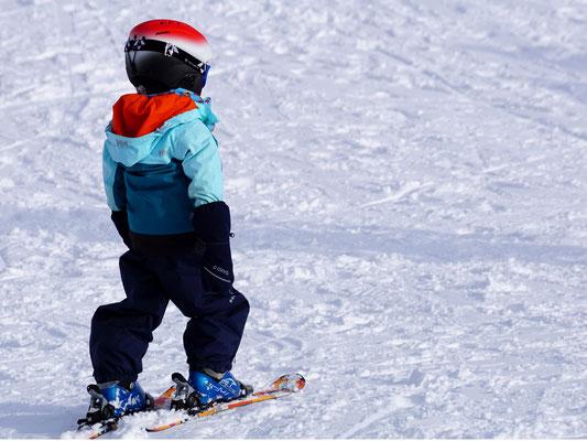 Aktivierung Kinderskilift in Obersdorf