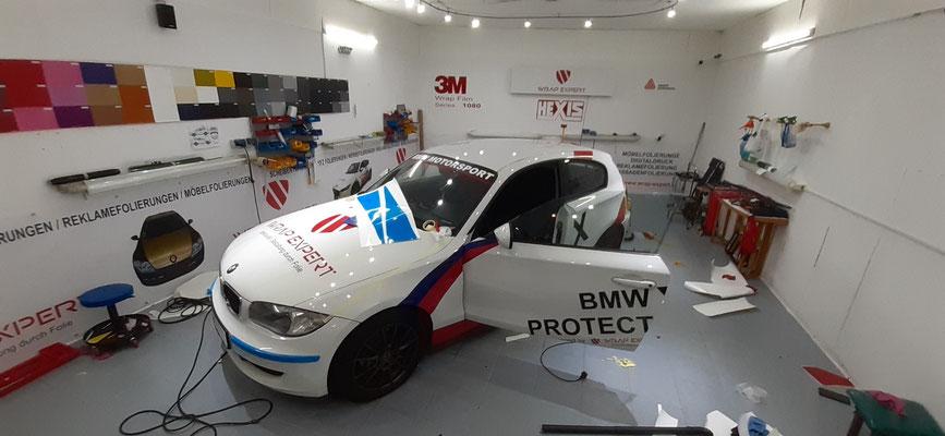 BMW Protect X Autofolierung Wrap Expert Lübeck