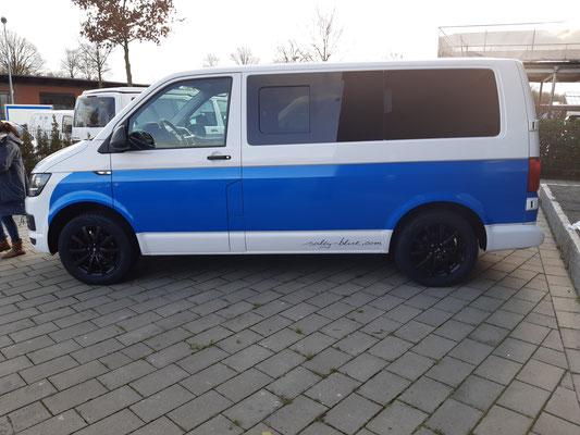 Wrap Expert Vollfolierung Teilfolierung Scheibentönung Bus Van Camper T4 T5 T6  Lübeck