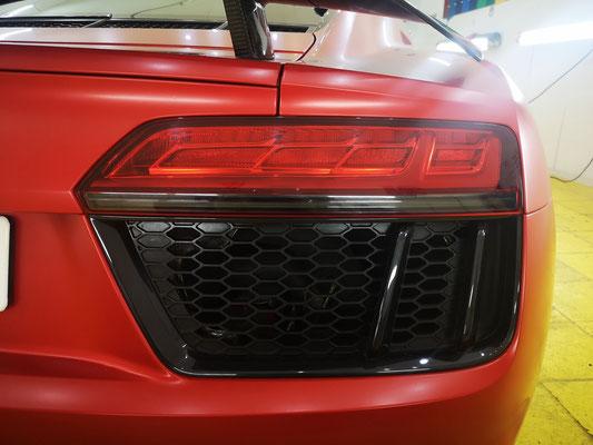 Autofolierung Vollfolierung Wrap Expert Lübeck Audi R8