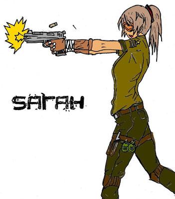 Sarah Unoka