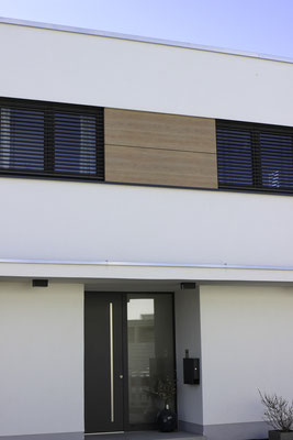 Inotherm Haustüren in dB703 Eisenglimmer