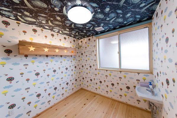 感染隔離などに対応できる、予備室を2部屋設けています。