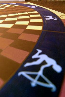 Astronomisches Schach oder Sphärenschach