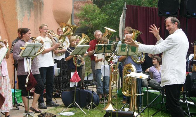 2009 - Gemeinschaftstag in der Wasserburg Turow