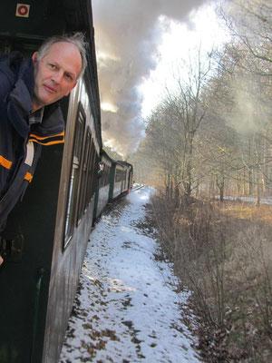 2014 - Ausflug zum Jagdschloss Granitz