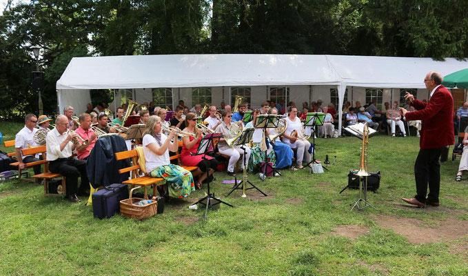 2014 - Gemeinschaftstag in der Wasserburg Turow