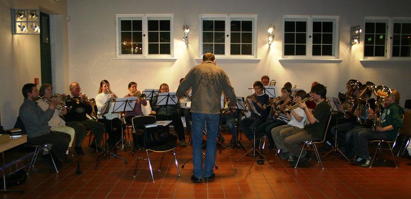 2008 auf der Insel Usedom