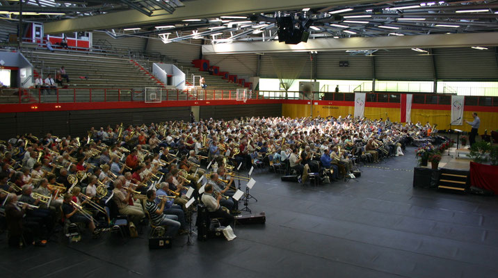2009 - Bundesposaunenfest in Baunatal