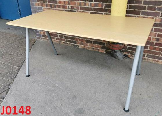 2x IKEA Schreibtisch Bürotisch 160x80