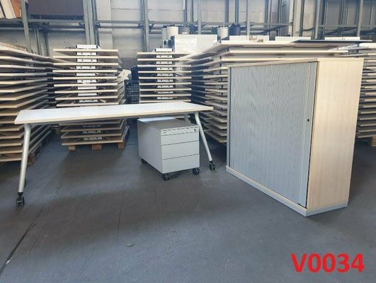 250x Schreibtisch STEELCASE Bürotisch