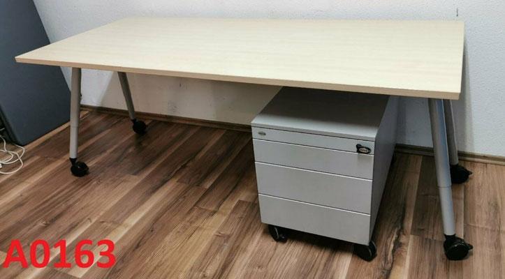 Schreibtisch STEELCASE Bürotisch Konferenztisch