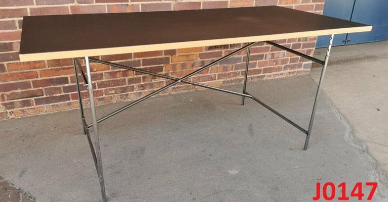 Eiermann Tisch Lampert Schreibtisch Bürotisch 180x90