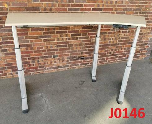 4x STEHTISCH elektrisch höhenverstellbarer Schreibtisch