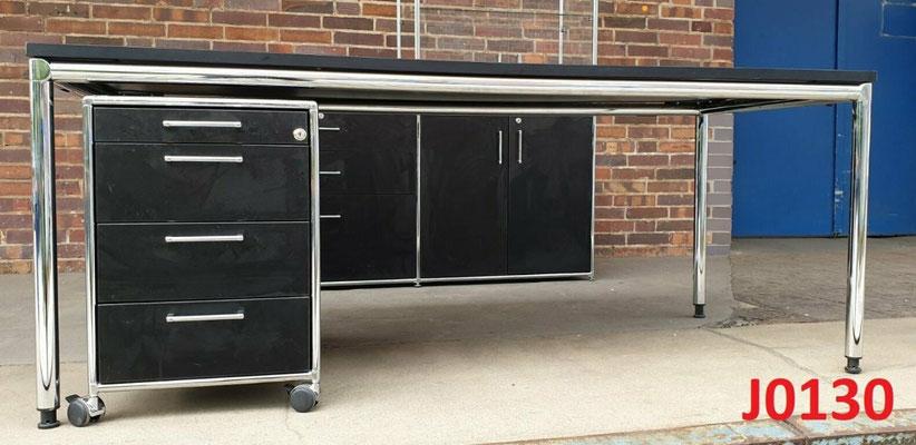 Büromöbel BOSSE Schreibtisch Rollcontainer