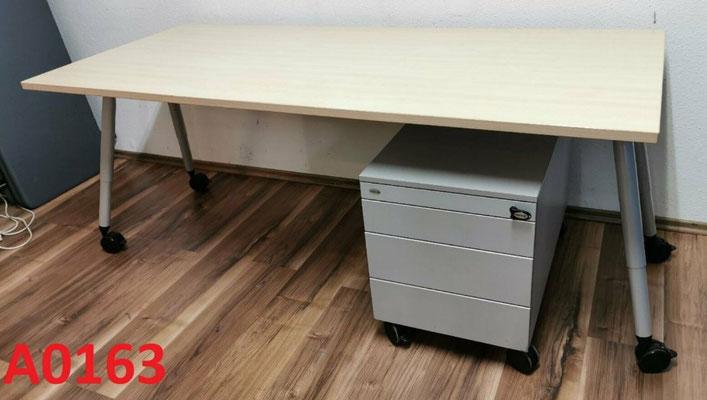 220x Schreibtisch STEELCASE Bürotisch Konferenztisch
