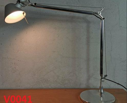 5x ARTEMIDE TOLOMEO Schreibtischlampe