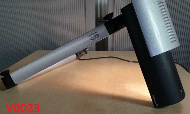 18x WALDMANN OTE 118 Bürolampe Schreibtischlampe