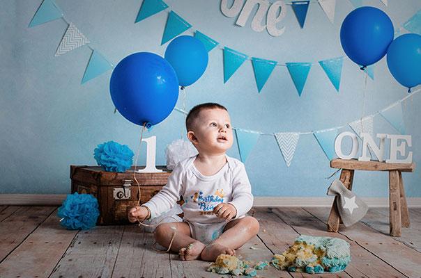 Geburtstags Fotoshooting