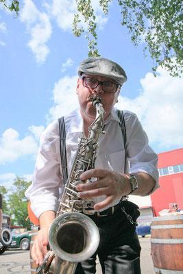 Herrenkombo - Torsten Kamps Saxophon