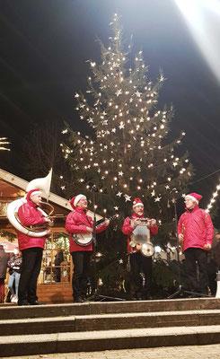 Christmas Heroes goes Weihanchtsmarkt