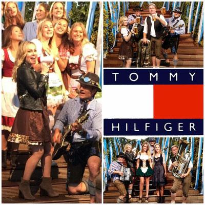 Musikantneklub @ Hilfiger, Boss und Co.
