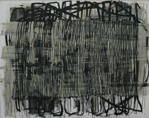 Sibylle Werkmeister, 137 x 110 cm, Acryl auf Leinwand