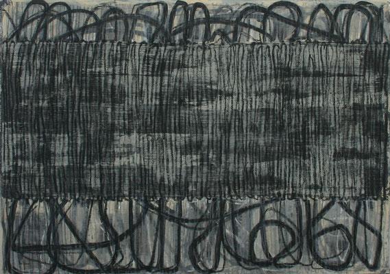 Sibylle Werkmeister, 92 x 118 cm, Acryl auf Leinwand