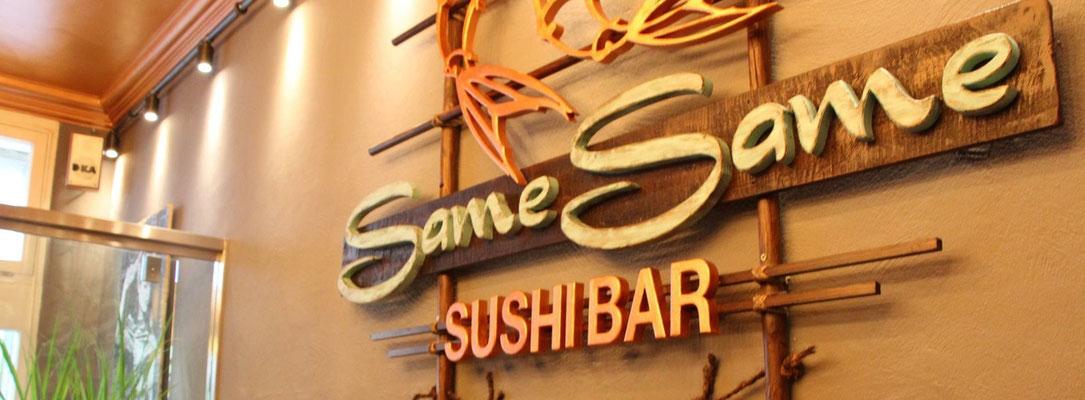 malereck same same suhsi bar
