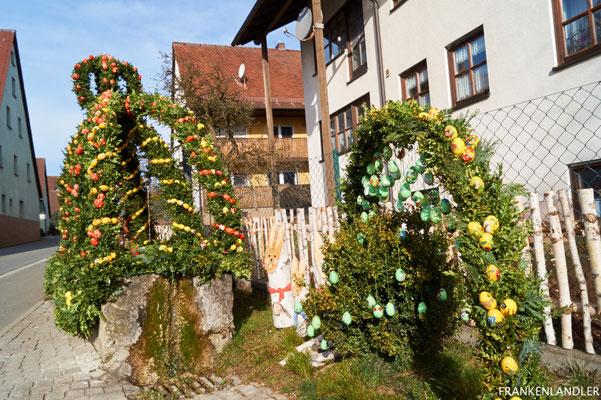 Osterbrunnen Hegnenberg