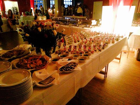 Feiern in den Maillinger Studios in zentral in München-Neuhausen