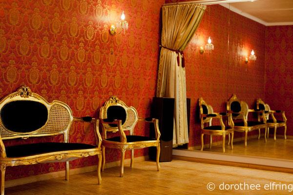 Tanzsaal 3 der Maillinger Mietstudios in München