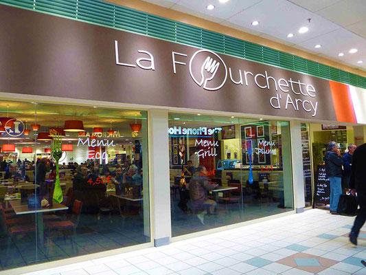 Cafétéria Leclerc Bois d'Arcy